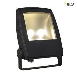 LED FLOOD LIGHT 80 W, černý, 3000K, 90° - BIG WHITE