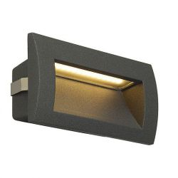 DOWNUNDER OUT LED M antracitová 0,96W IP55 3000K, 85lm - BIG WHITE