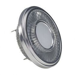 LED QBR111 typ CREE LED   12V G53 LED 19.5W 140° 2700K - BIG WHITE