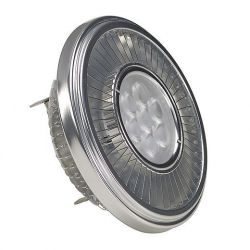 LED QBR111 typ CREE LED   12V G53 LED 19.5W 30° 2700K - BIG WHITE