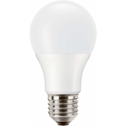 PILA LED BULB 60W E27 827 A60 FR ND